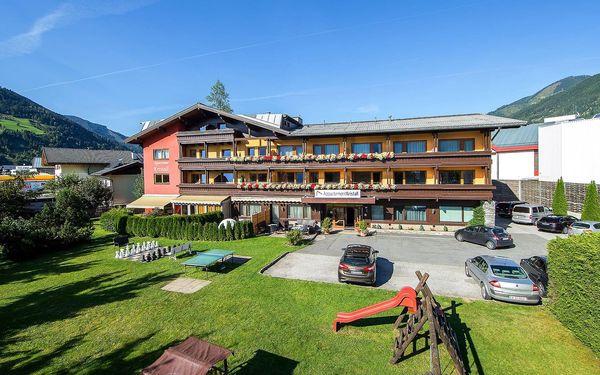 Rakousko - Kaprun - Zell am See na 4-10 dnů