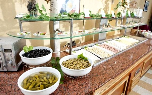 Hotel Slavuna, Albena, Bulharsko, Albena, letecky, all inclusive3