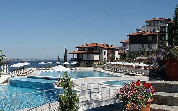 Hotel Santa Marina Holiday Village, Sozopol, Bulharsko, Sozopol, letecky, bez stravy5