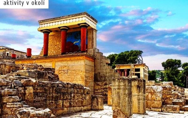 KYMA SUITES BEACH HOTEL, Kréta, Řecko, Kréta, letecky, plná penze4