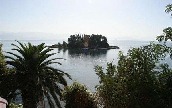 Aegli Hotel, Korfu, Řecko, Korfu, letecky, snídaně v ceně3