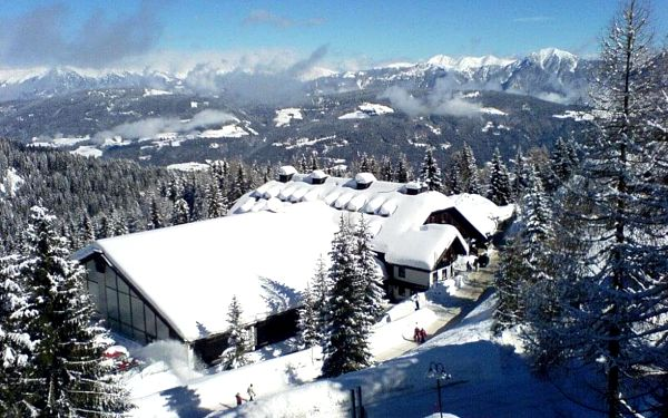 Alpenhotel Marcius, Korutany, vlastní doprava, polopenze3
