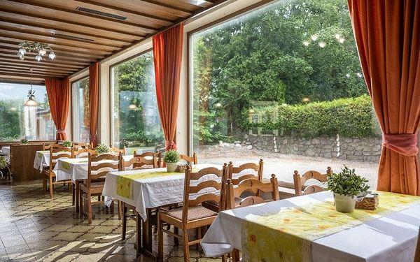 Hotel Edelweiss Maurach, Tyrolsko, vlastní doprava, polopenze3