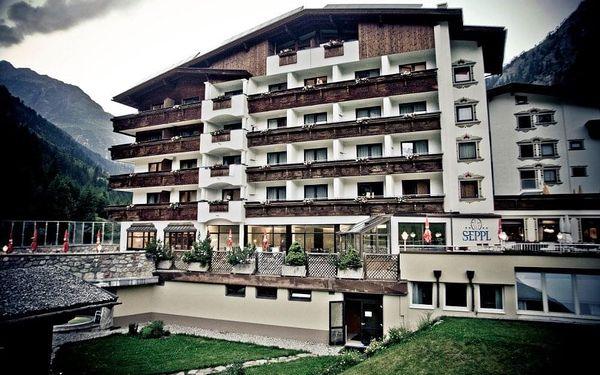 Sport & Vital Hotel Seppl, Pitztal, vlastní doprava, polopenze2
