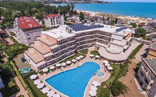 Hotel Miramar - Sozopol, Sozopol, Bulharsko, Sozopol, letecky, polopenze4