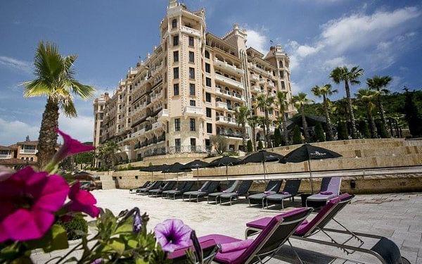 HOTEL ROYAL CASTLE, Elenite, Bulharsko, Elenite, letecky, polopenze5