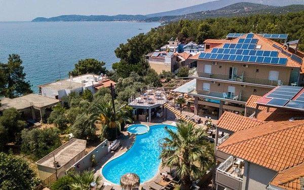 Hotel Potos, Thassos, Řecko, Thassos, letecky, snídaně v ceně4