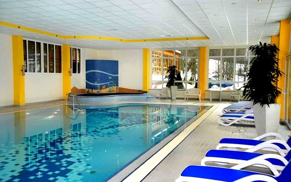 Marco Polo Alpina Sport hotel, Salzbursko, vlastní doprava, all inclusive3