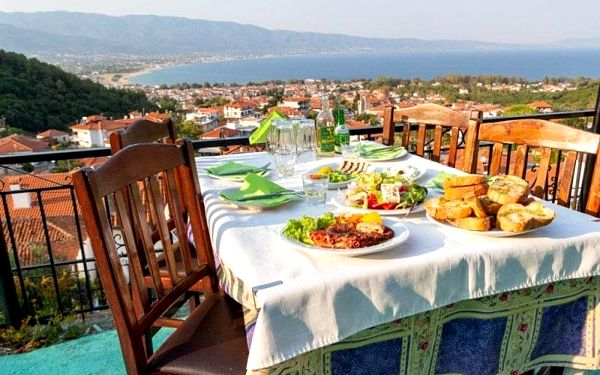 Pavlos, Chalkidiki, Řecko, Chalkidiki, autobusem, snídaně v ceně3