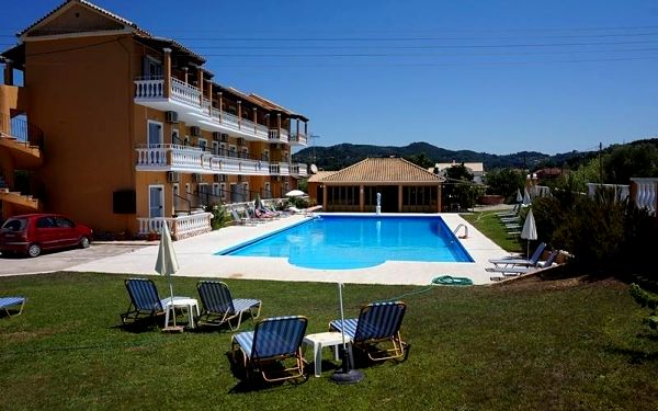 Hotel Bardis, Korfu, Řecko, Korfu, letecky, snídaně v ceně5