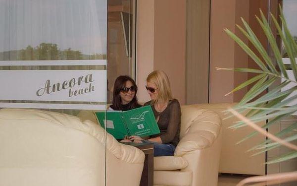 Hotel ANCORA BEACH, Primorsko, Bulharsko, Primorsko, letecky, snídaně v ceně5