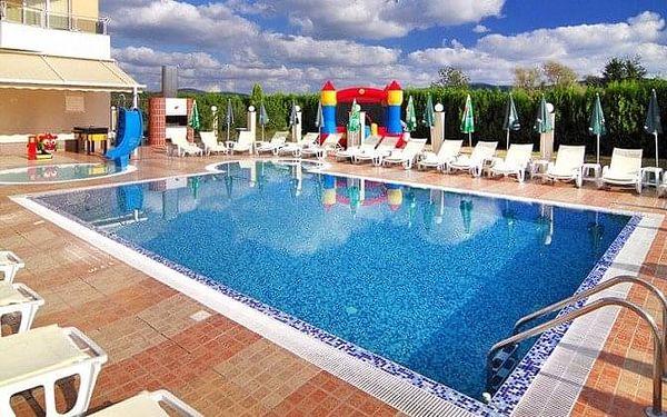 HOTEL PLAMENA PALACE, Primorsko, Bulharsko, Primorsko, letecky, snídaně v ceně4