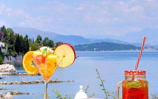 Aurora Hotel, Korfu, Řecko, Korfu, letecky, snídaně v ceně5