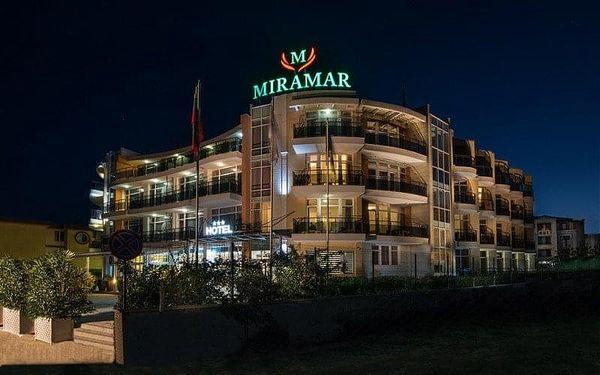 Hotel Miramar - Sozopol, Sozopol, Bulharsko, Sozopol, letecky, polopenze5