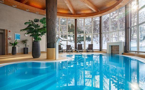 Hotel Bon Alpina, Tyrolsko, vlastní doprava, polopenze4