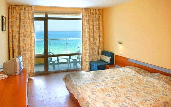 Afrodita Beach, Slunečné Pobřeží, Bulharsko, Slunečné Pobřeží, letecky, polopenze3