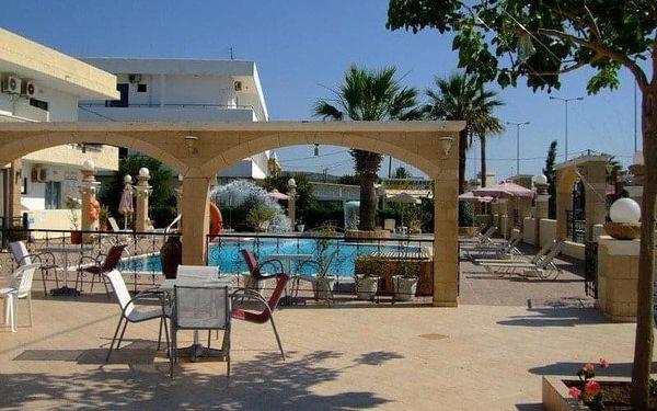 Antonios Hotel, Rhodos, Řecko, Rhodos, letecky, bez stravy3