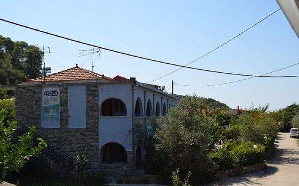 Blo, Skopelos, Řecko, Skopelos, kombinovaná doprava, bez stravy5