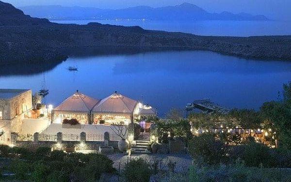 Řecko - Rhodos letecky na 12-13 dnů, snídaně v ceně