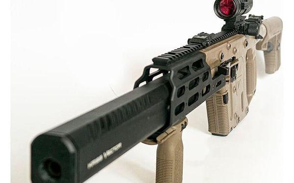 Vojenský operativec: 5 zbraní a 27 nábojů4