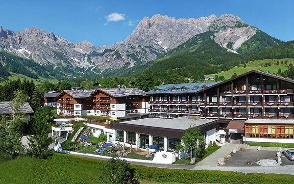 Marco Polo Alpina Sport hotel, Salzbursko, vlastní doprava, all inclusive4