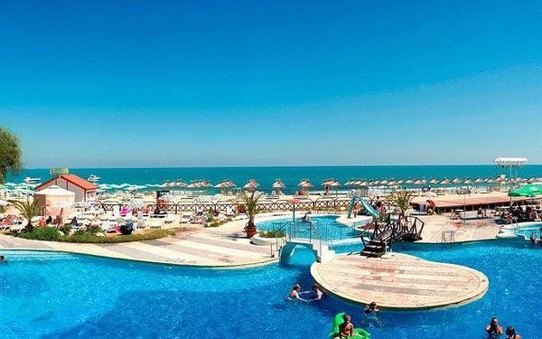 Hotel Slavuna, Albena, Bulharsko, Albena, vlastní doprava, all inclusive3