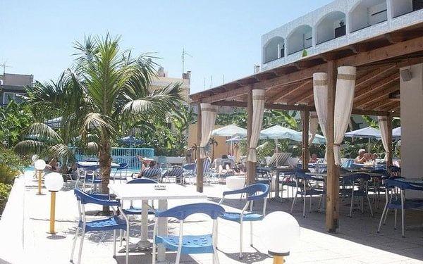 Imperial Hotel, Kos, Řecko, Kos, letecky, snídaně v ceně2