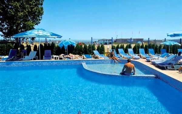 hotel Royal Beach, Černomorec, Bulharsko, Černomorec, letecky, all inclusive2