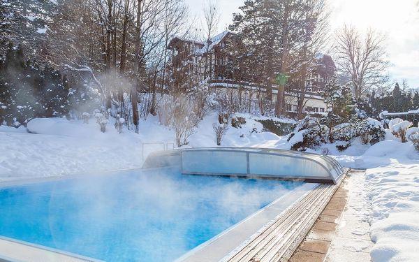 Hotel Bon Alpina, Tyrolsko, vlastní doprava, polopenze5