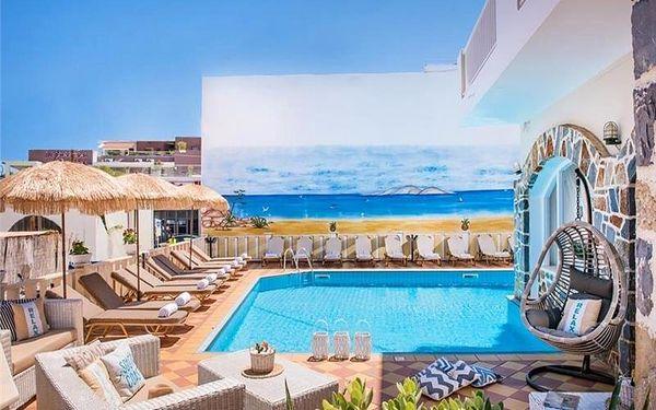 Mistral Hotel, Kréta, Řecko, Kréta, letecky, snídaně v ceně3