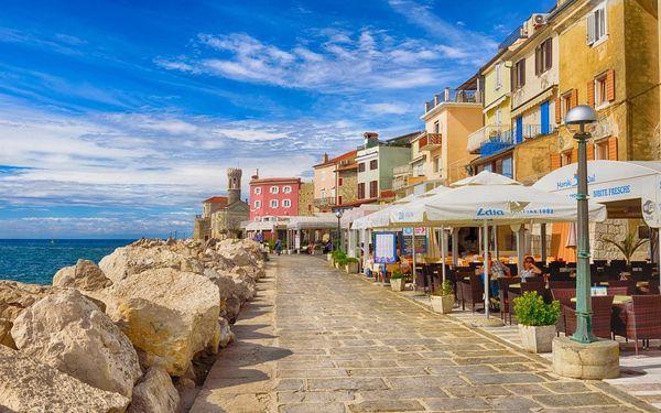 Slovinsko - ukrytý ráj mezi mořem a Alpami, autobusem, polopenze4