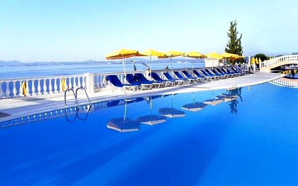 HOTEL SUNSHINE CORFU RESORT & SPA, Korfu, Řecko, Korfu, letecky, all inclusive3