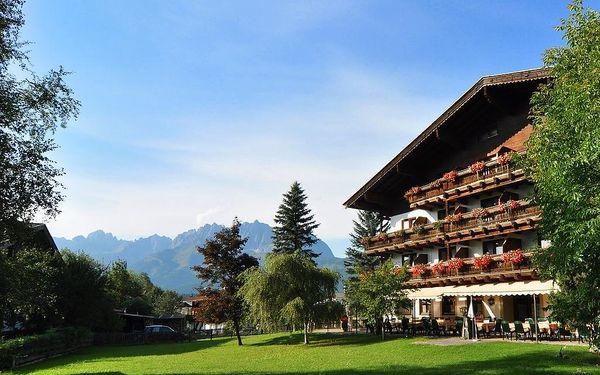 Rakousko - Tyrolsko na 4-6 dnů, polopenze