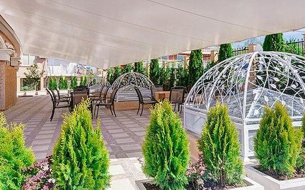 HOTEL SIENA PALACE, Primorsko, Bulharsko, Primorsko, letecky, polopenze3