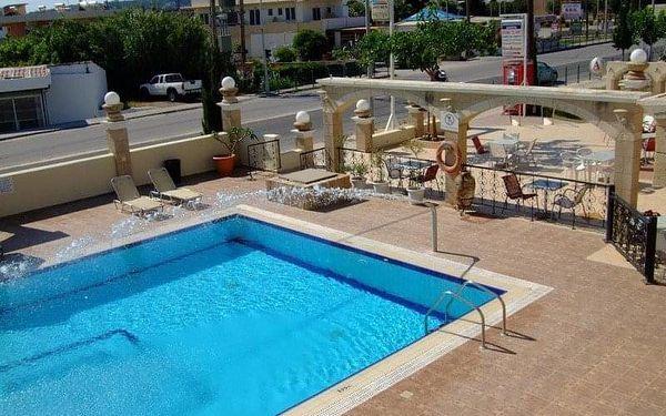 Antonios Hotel, Rhodos, Řecko, Rhodos, letecky, bez stravy4