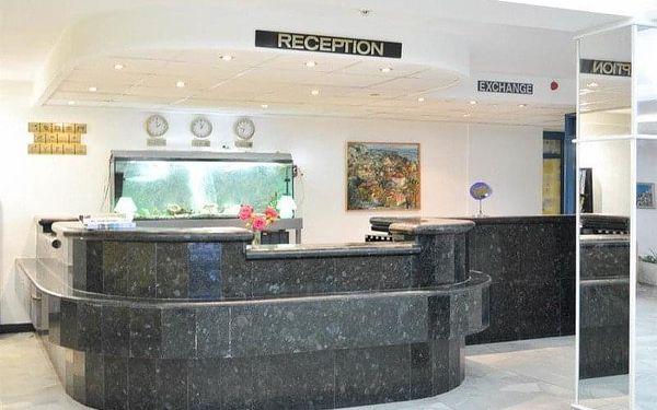 Hotel Slavuna, Albena, Bulharsko, Albena, vlastní doprava, all inclusive5