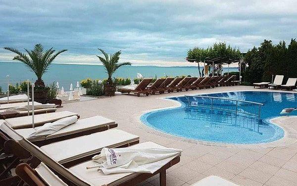 Afrodita Beach, Slunečné Pobřeží, Bulharsko, Slunečné Pobřeží, letecky, polopenze4