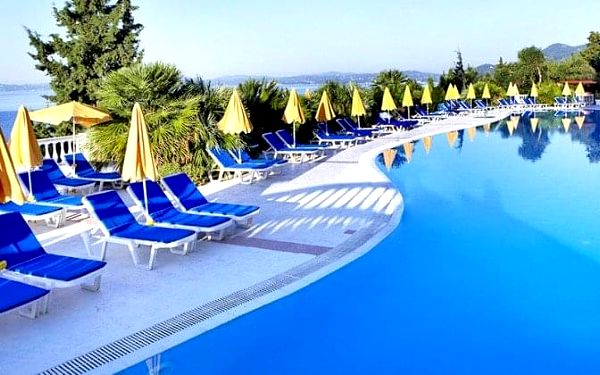 HOTEL SUNSHINE CORFU RESORT & SPA, Korfu, Řecko, Korfu, letecky, all inclusive5