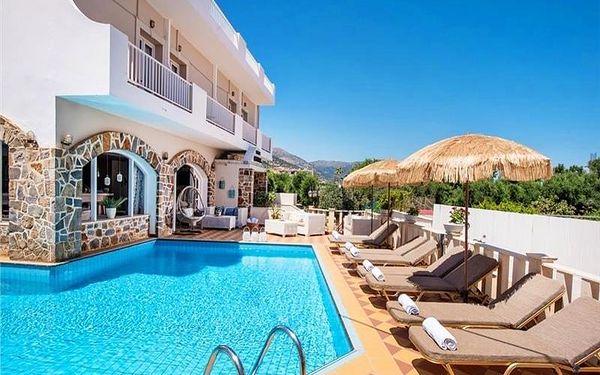 Mistral Hotel, Kréta, Řecko, Kréta, letecky, snídaně v ceně5