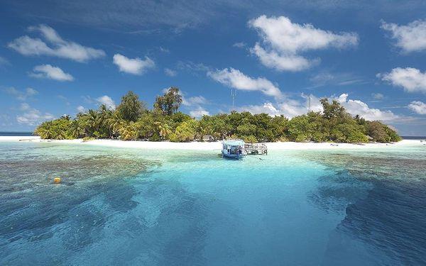 Maledivy - Jižní Ari Atol letecky na 9-10 dnů, all inclusive