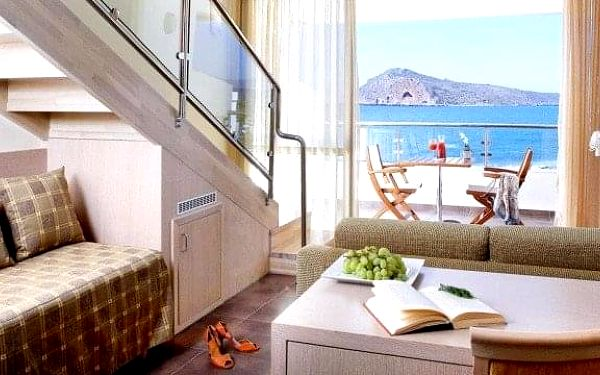 Thalassa Beach hotel, Kréta, Řecko, Kréta, letecky, snídaně v ceně5