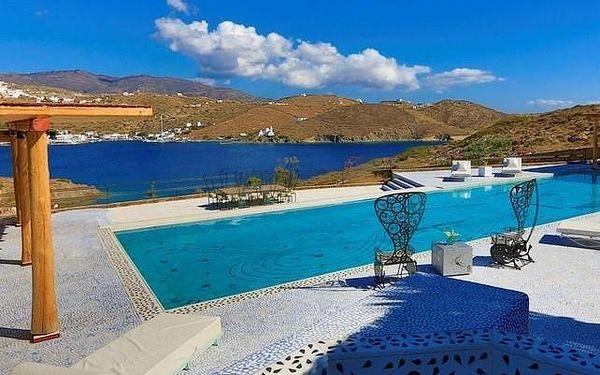 Řecko - Ios letecky na 8-15 dnů, snídaně v ceně