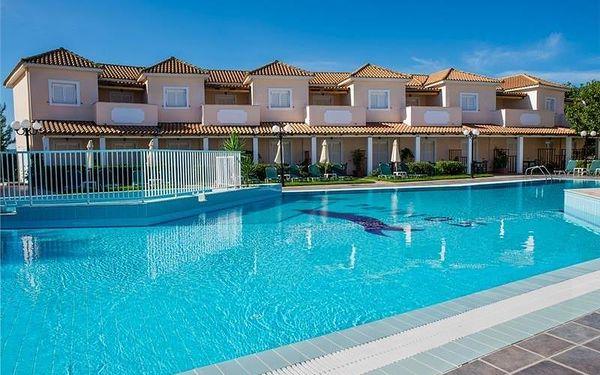 Ecoresort Zefyros Hotel, Zakynthos, Řecko, Zakynthos, letecky, polopenze3