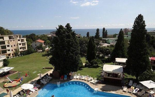 Bulharsko - Zlaté Písky na 6-15 dnů