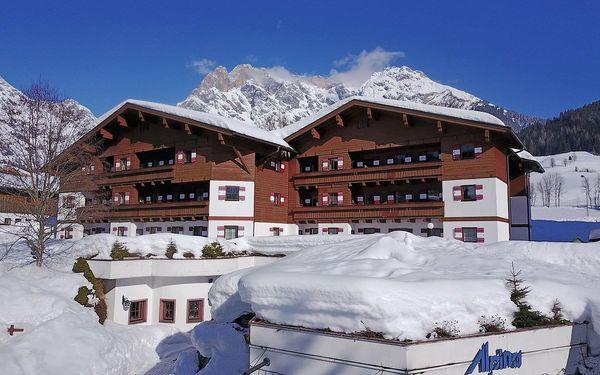 Marco Polo Alpina Sport hotel, Salzbursko, vlastní doprava, all inclusive5