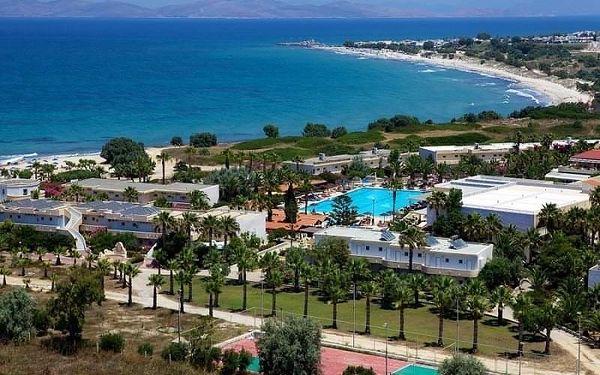 Řecko - Kos letecky na 6-15 dnů, all inclusive