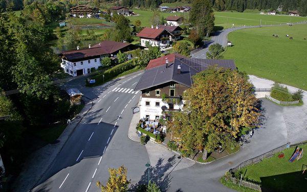Gasthof Mitterjager, Tyrolsko, vlastní doprava, polopenze4