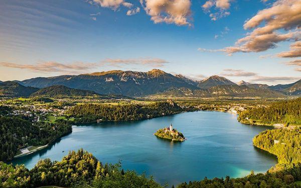 Slovinsko autobusem na 7 dnů, polopenze