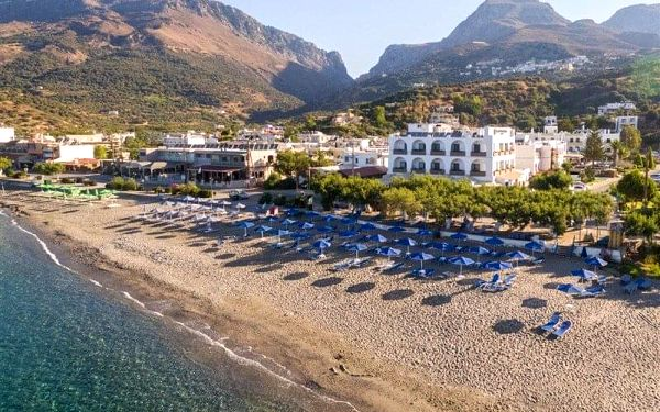 Řecko - Kréta letecky na 11-12 dnů, polopenze