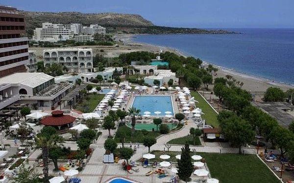 Řecko - Rhodos letecky na 6-11 dnů, all inclusive